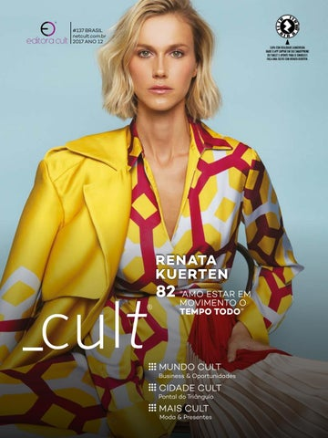 f8ee50eb7524e CULT 137  Renata Kuerten by Revista Cult - issuu
