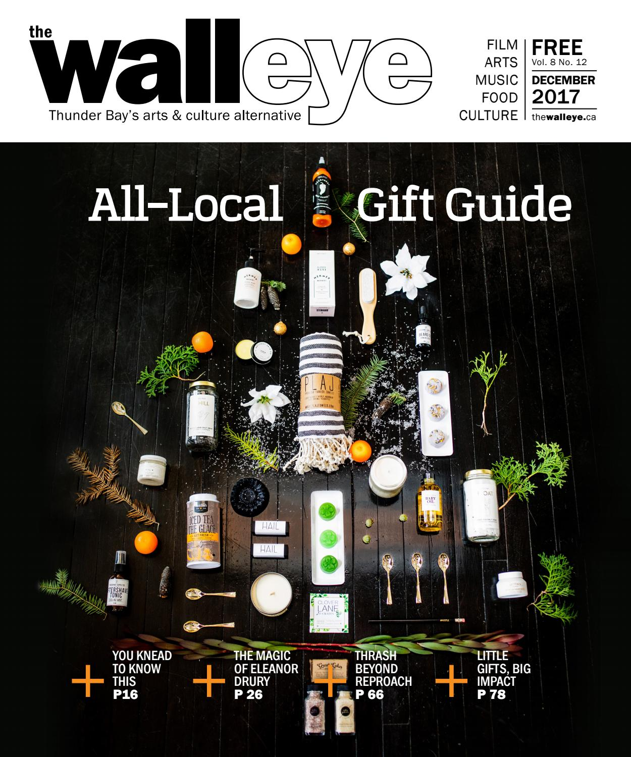 03e80af5578 December 2017 by The Walleye Magazine - issuu