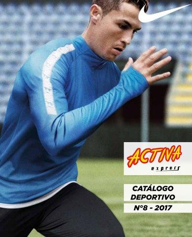 907aa06f2e Catálogo Deportivo N°8 Diciembre-17 by Activa Express (oficial) - issuu