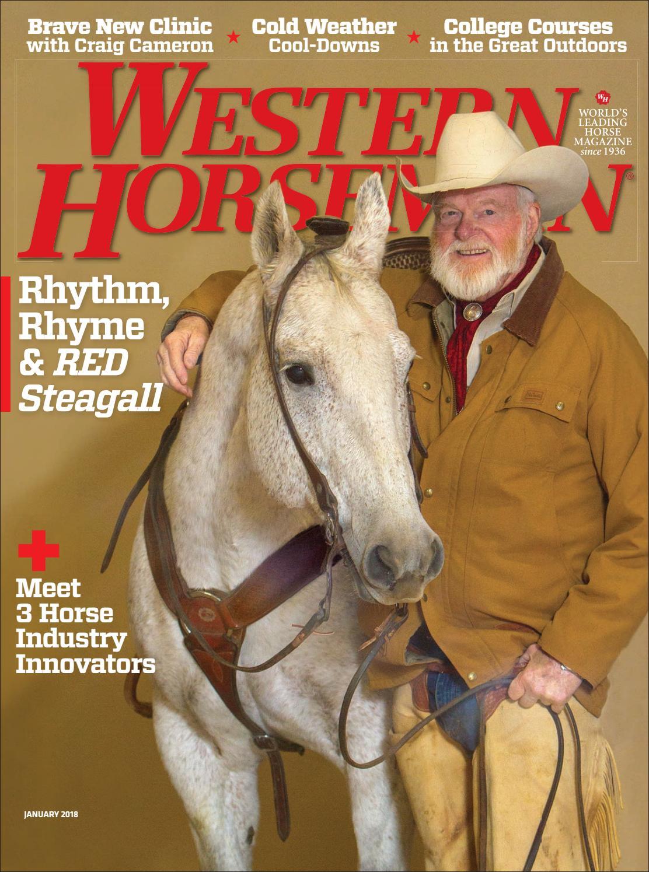 01ccf5fd2d5 Western Horseman Magazine Jan 2018 by Morris Media Network - issuu