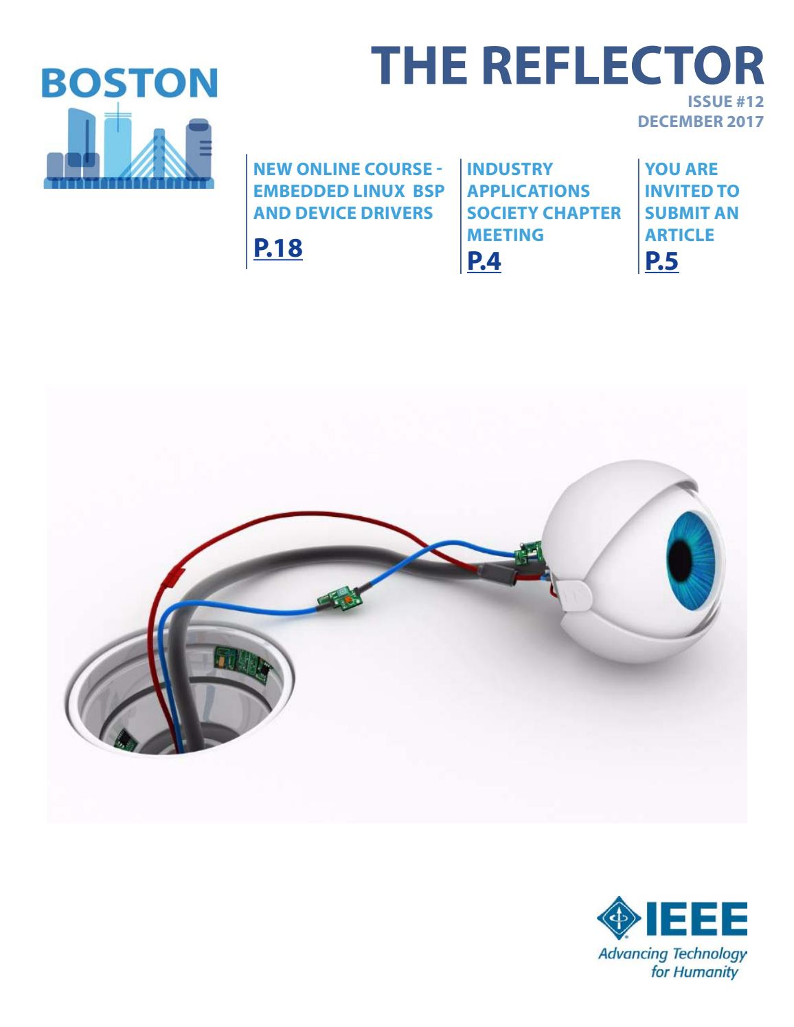 Ieeebos December 2017 Digital Reflector By Ieee Boston Section Issuu Threelevel Audio Power Indicator Electronics Circuits For You