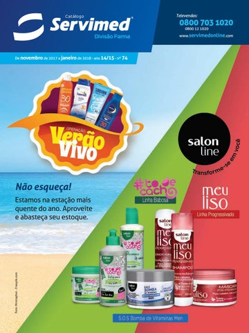quality design 96bf2 da68d Revista farma - Edição 74 by Servimed - issuu