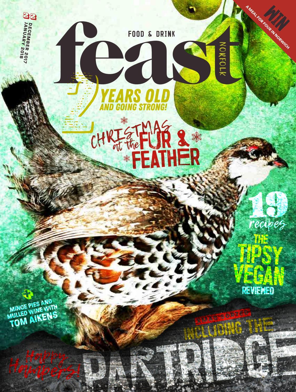 Feast Norfolk Magazine Dec17 Jan18 Issue 22 By Edelmann Vietnam Drip Coffee Maker 120 Ml Issuu