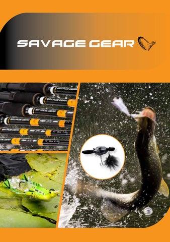Savage Gear horgászcikk katalógus 2018 (magyar) by LaNiTex Kft. - issuu 3b8b69900e
