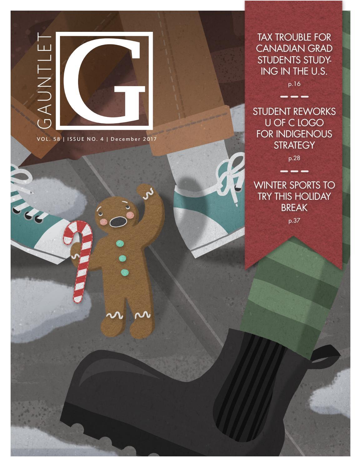The Gauntlet December Magazine By Gauntletuofc Issuu Paul Junior Wiring Diagram As Well Guitar Kill Switch