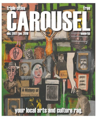 Triple Cities Carousel December 2017 By Christopher Bodnarczuk Issuu