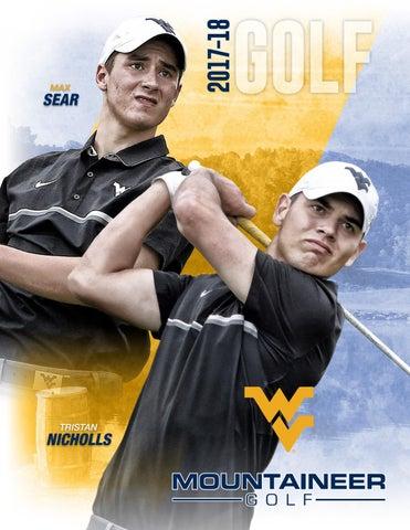 e0e375b55b5 2017 18 WVU Golf Guide by Joe Swan - issuu