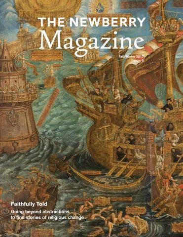 The Newberry Magazine Fallwinter 2017 By Newberry Library Issuu
