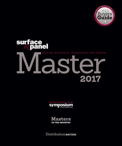 Surface panel master 2017 by bedford falls communications issuu page 1 fandeluxe Images