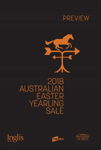b4b62c31bc30 2018 Australian Easter Yearling Sale Preview by Inglis - issuu