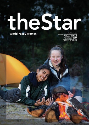 6012fc6f MLC The Star November 2017 by Methodist Ladies' College - issuu