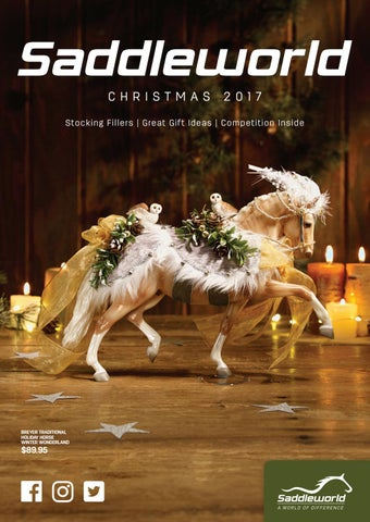 Mustad Saddleworld Christmas Catalogue 2016 by Mustad