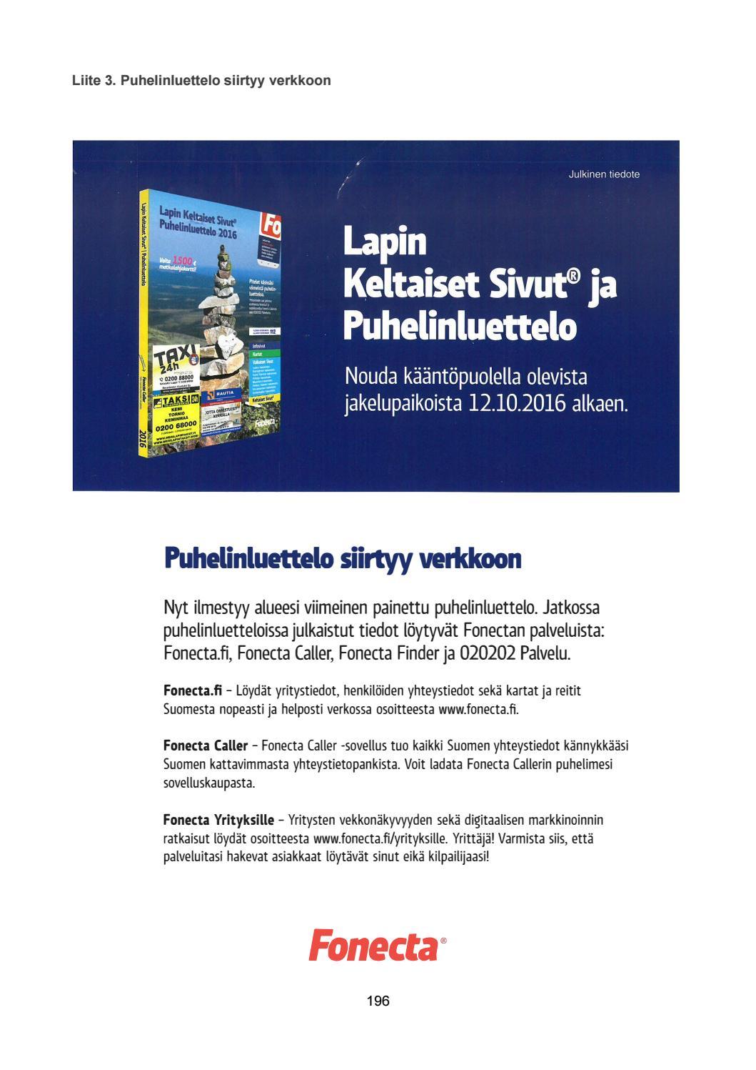 Ajasta Ja Paikasta Riippumatta By Lapin Amk Issuu