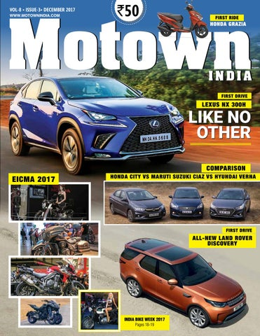 Motown India December 2017 by Motown India - issuu