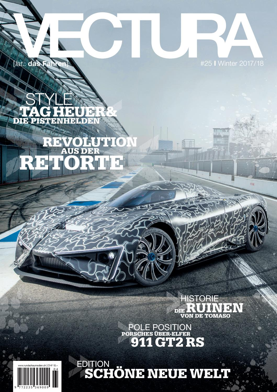 VECTURA #25 by rundschauMEDIEN AG - issuu