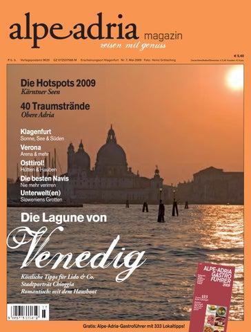 Alpe Adria Magazin (AAM 7) 7. Mai 2009 by Bundesländerinnen