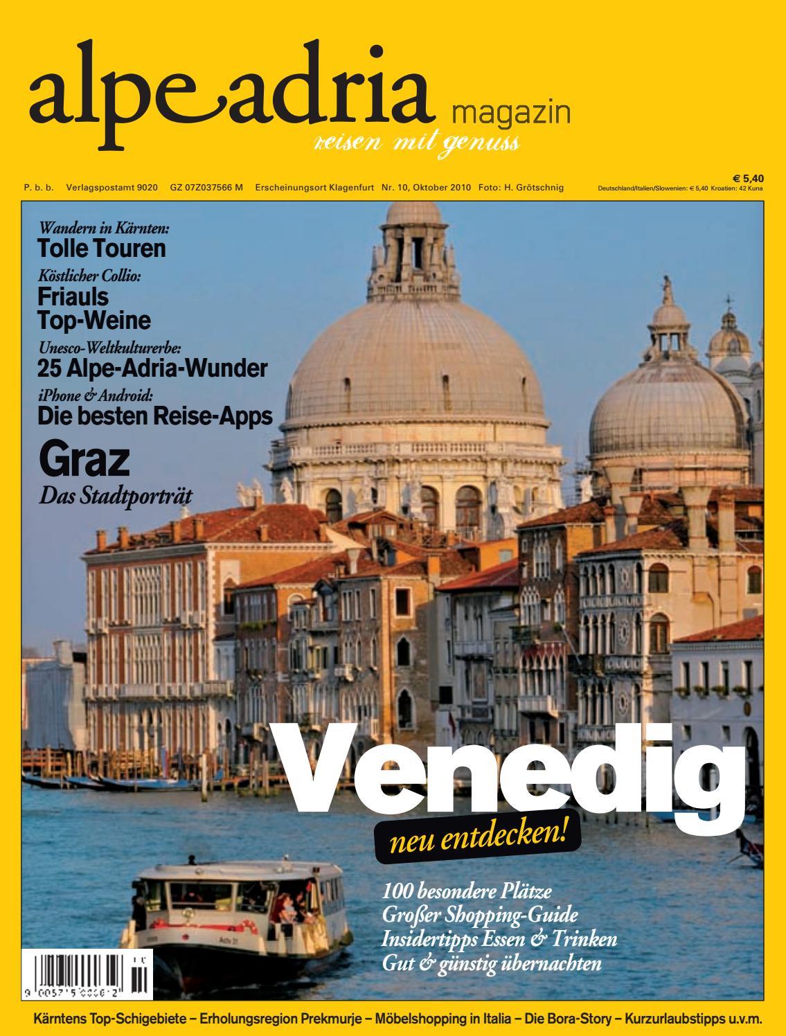 Alpe Adria Magazin (AAM 10) Oktober 2010 by Bundesländerinnen - issuu