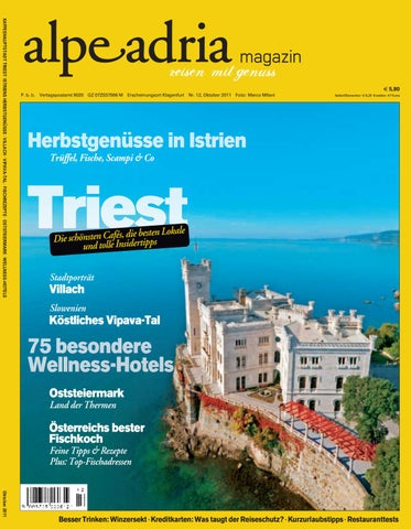 Alpe Adria Magazin (AAM 12) Oktober 2011 by