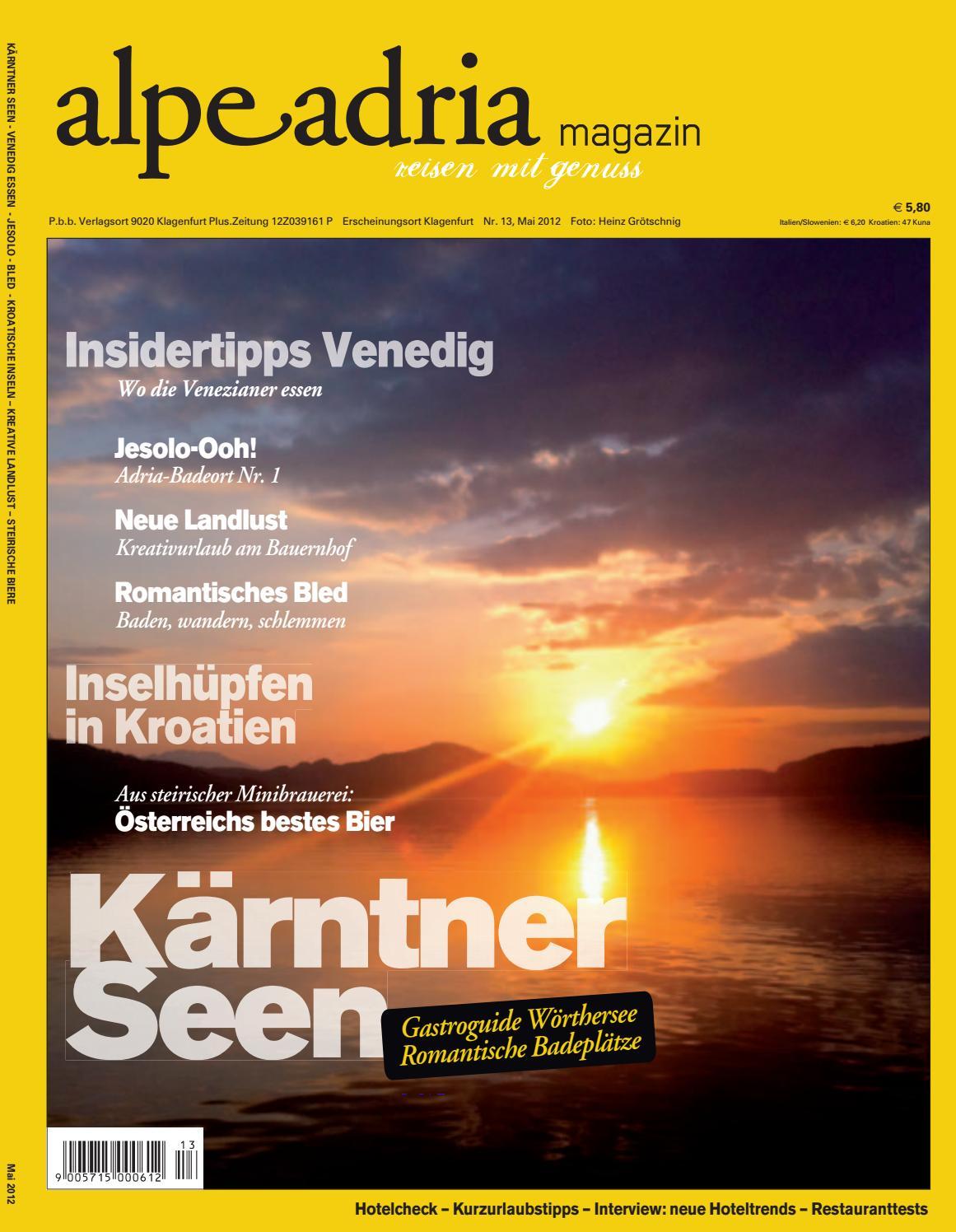 Alpe Adria Magazin AAM 13 Mai 2012 By Bundeslnderinnen