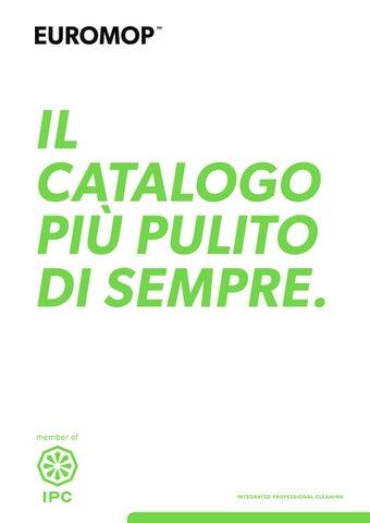 """Carrello professionale per pulizia combinato REVOLUTION /""""Black is Green/"""""""