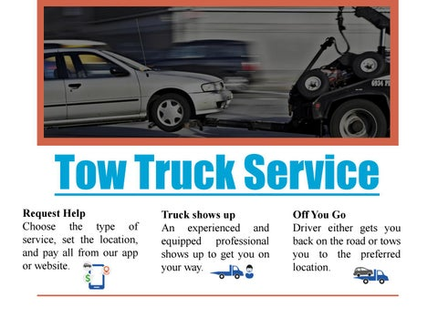 Truck Service Near Me >> Tow Truck Service By Towing Service Near Me Issuu