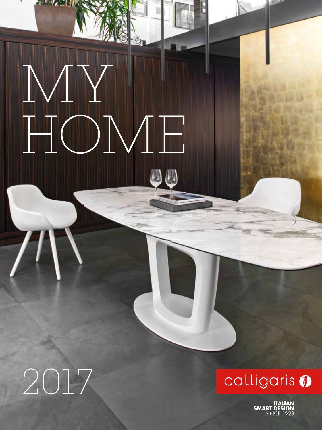 Calligaris My Home 2017 by Visit