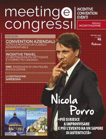 Meeting e Congressi - Nov Dic 2017 by Ediman - issuu e4c47c7da56