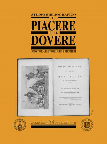 7802cad20a8850 Catalogo 74 - Libri antichi by Donati Libri - issuu
