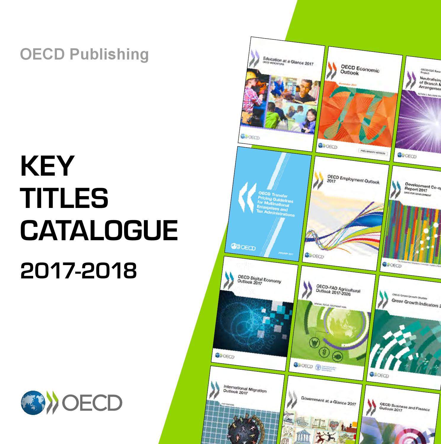 OECD Key Titles Catalogue 2018 by OECD - issuu