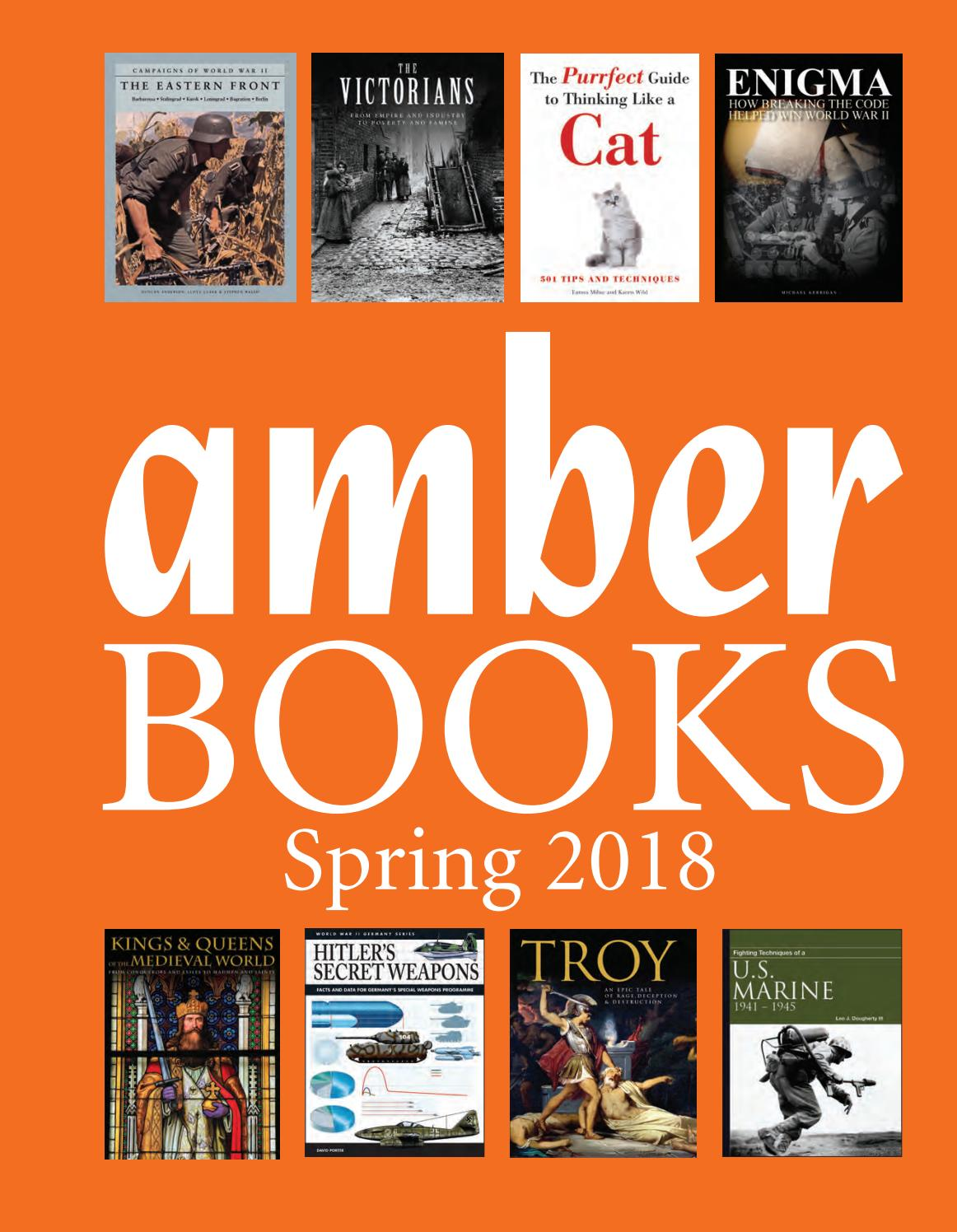 Amber Books Spring 2018 Catalogue by Gunnar Lie & Associates - issuu