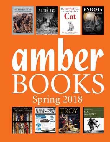 Amber Books Spring 2018 Catalogue by Gunnar Lie & Associates
