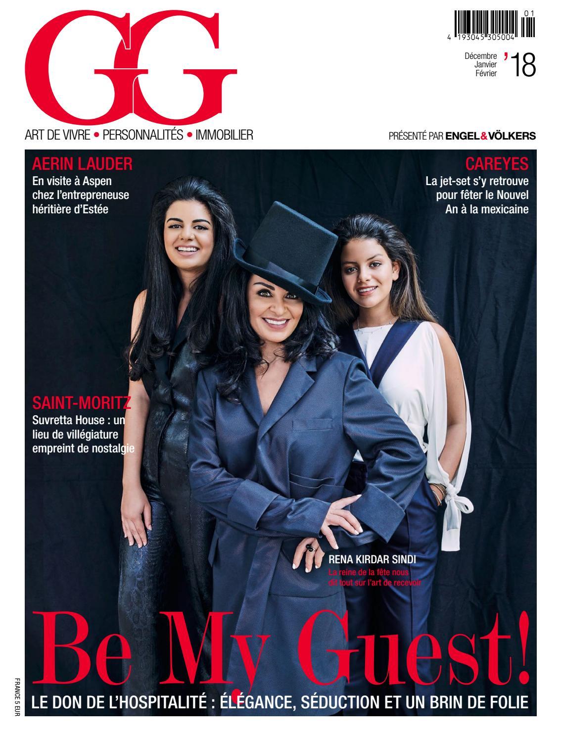 GG Magazine French By GGMagazine Issuu - Porte placard coulissante jumelé avec porte d entrée appartement blindée