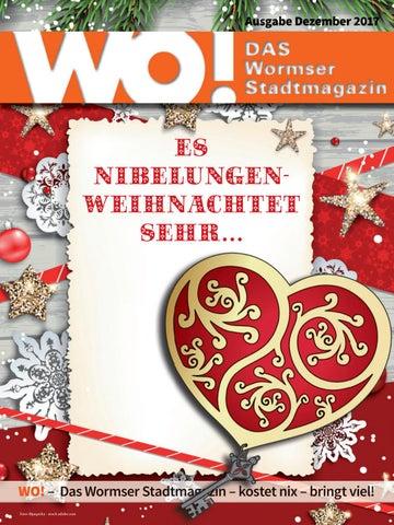 Wo magazin 1217 web by WO! – DAS Wormser Stadtmagazin - issuu