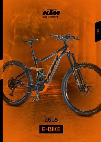 436370207a5a4c KTM E-Bike Katalog 2018 by Axel Köngeter - issuu