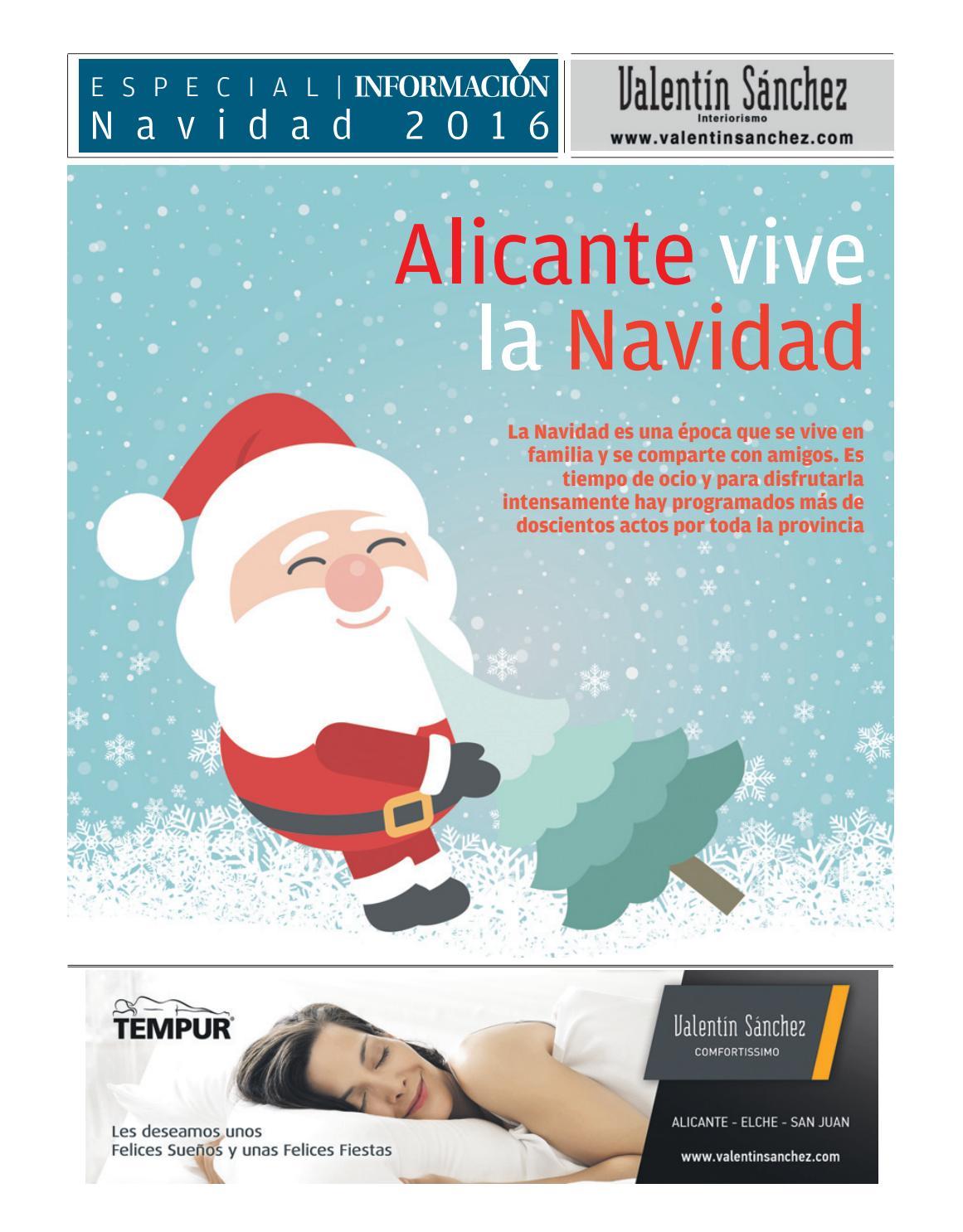 Navidad 2016 by Emilio - issuu