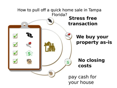 Pulloff For Sale >> How To Pull Off A Quick Home Sale In Tampa Florida By Andrew