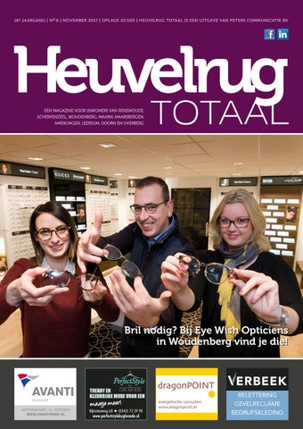 6dbe05fcc4cc76 Heuvelrug totaal november 2017 online by Peters Communicatie - issuu