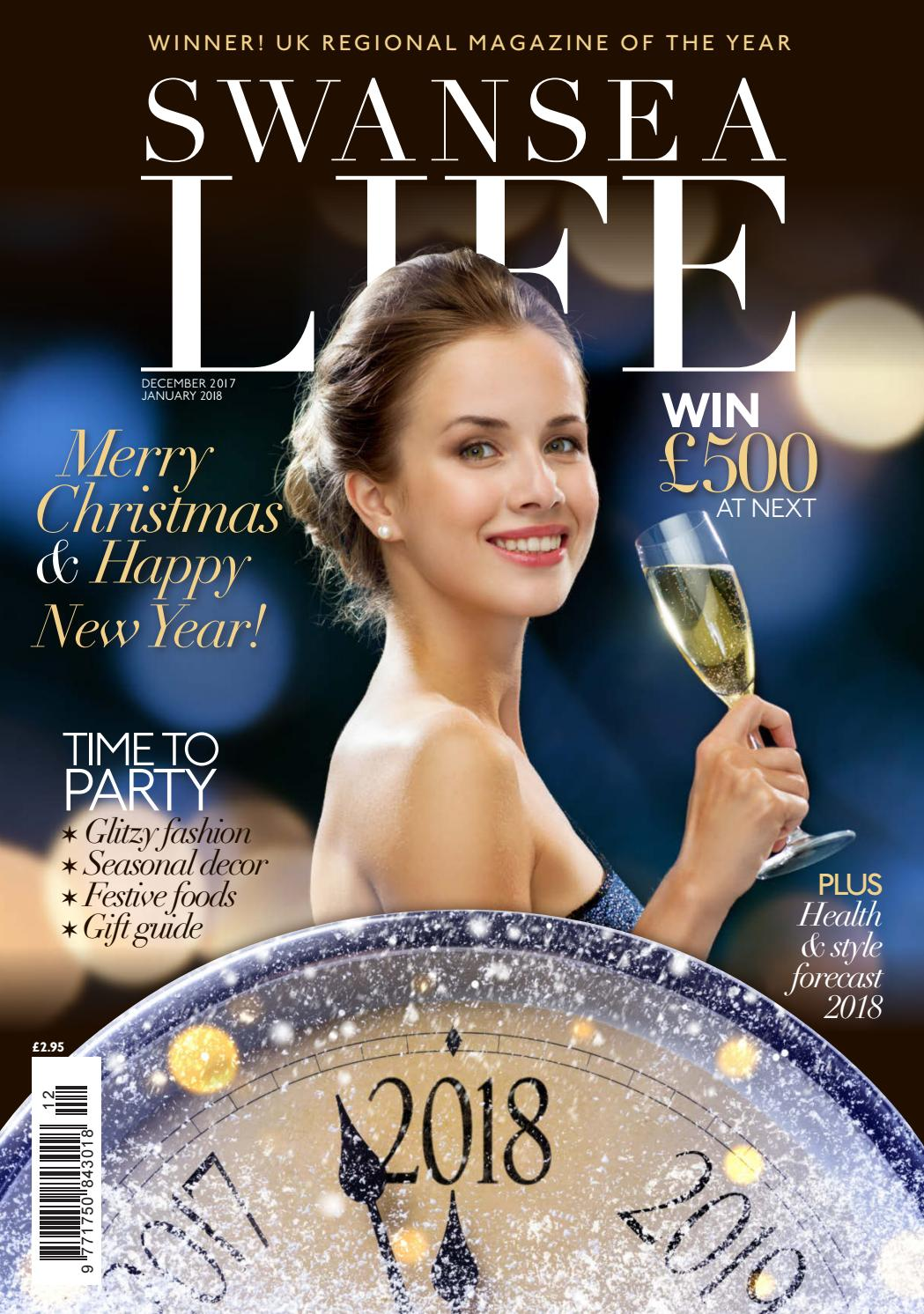 aff11e77db Swansea Life December 2017  January 2018 by Swansea Life - issuu