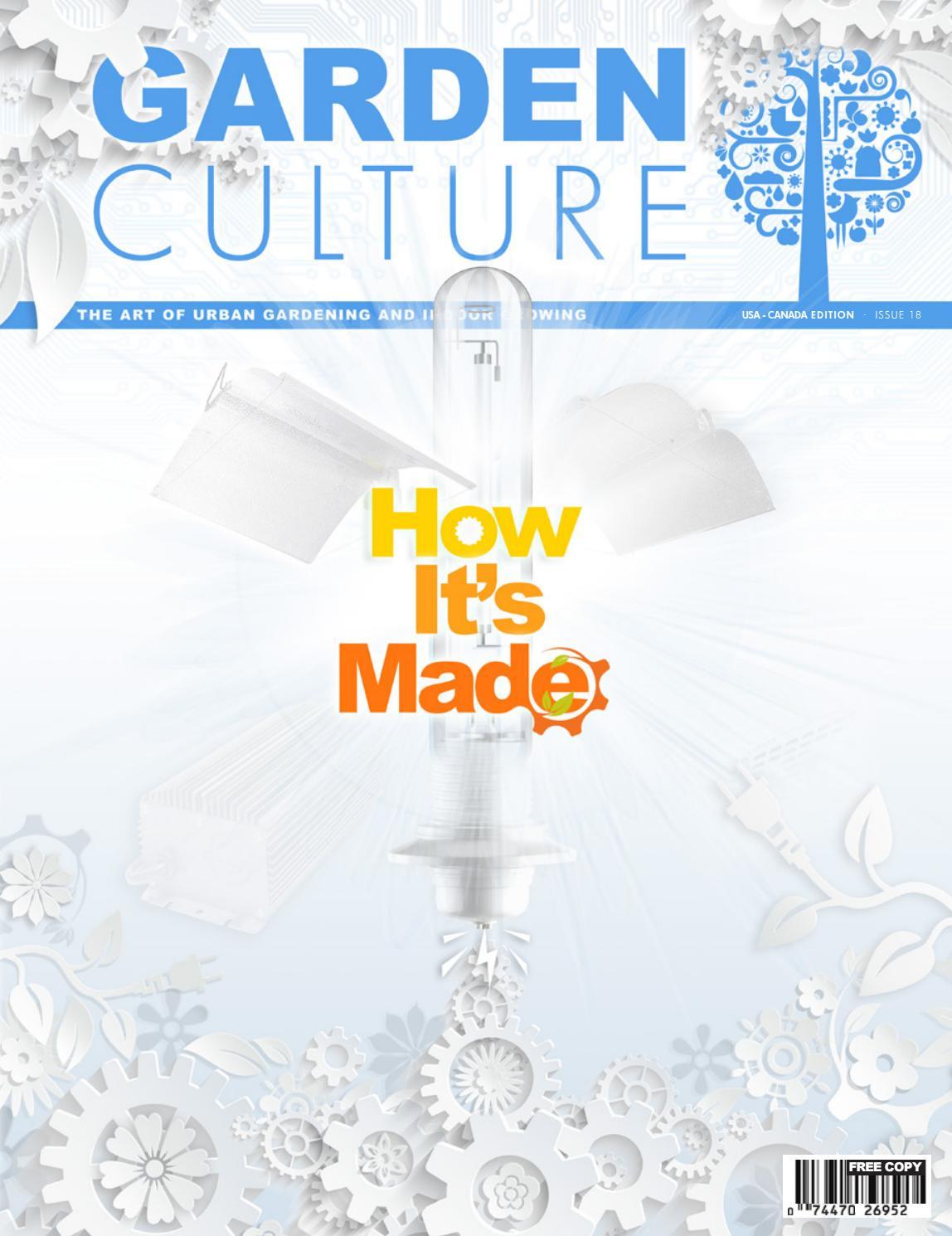 Garden Culture Magazine Us 18 By Issuu Power Probe Short Circuit Detector Kit Pricefallscom