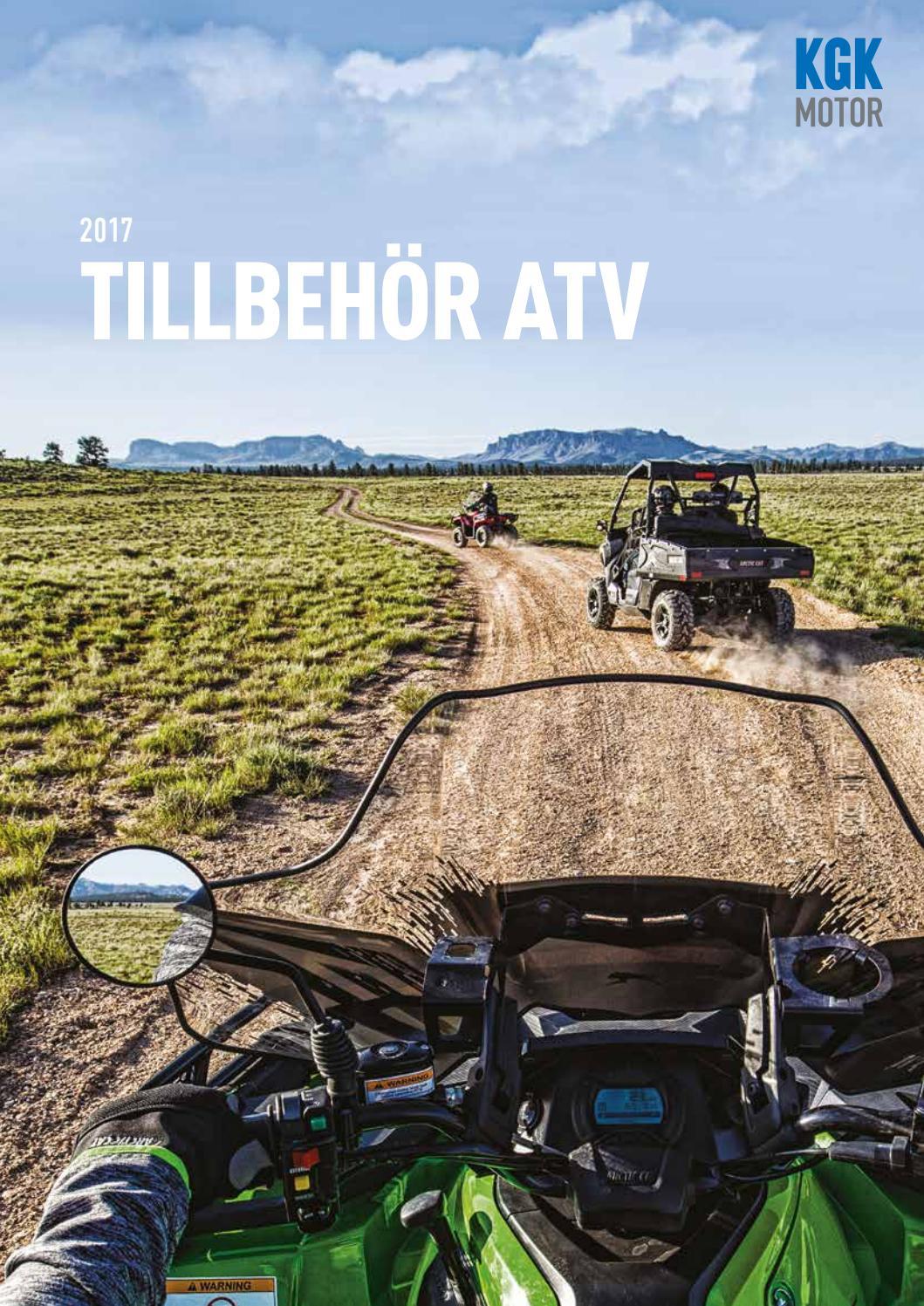 ATV vinsch krok upp
