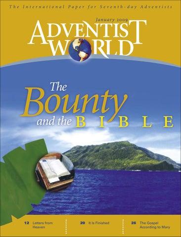 AW English - January 2009 pdf by Adventist World Magazine