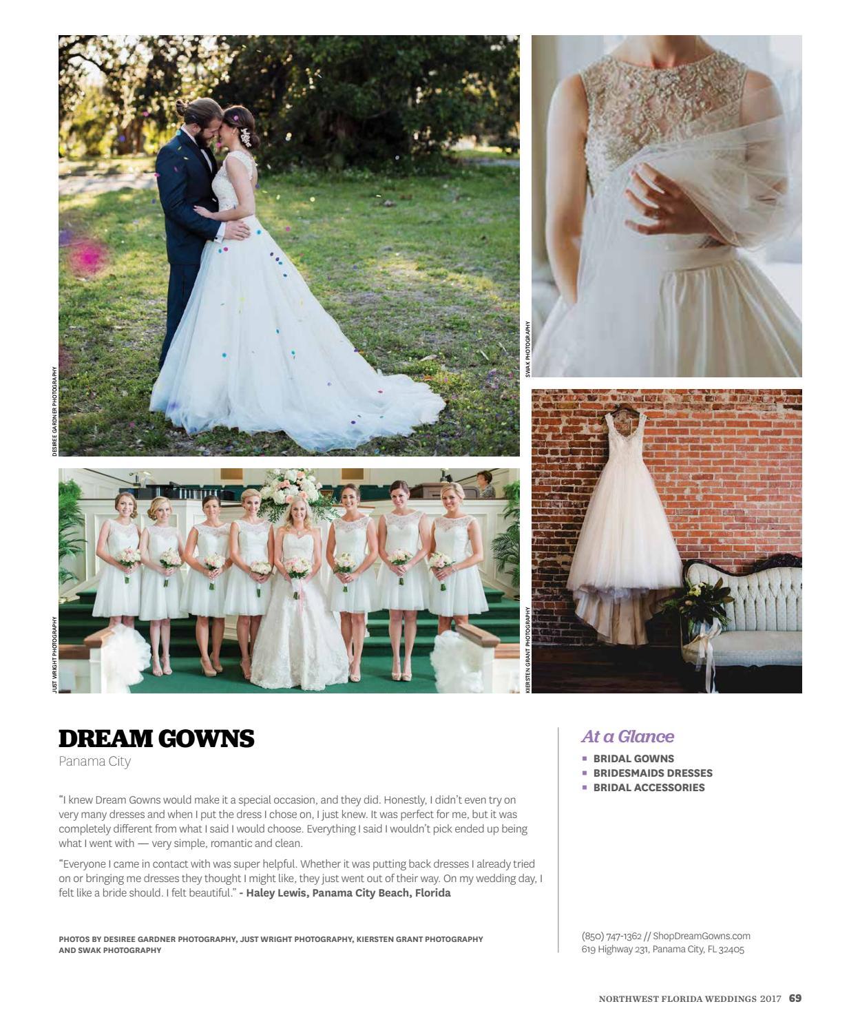 2017 Northwest Florida Weddings Magazine By Rowland Publishing Inc