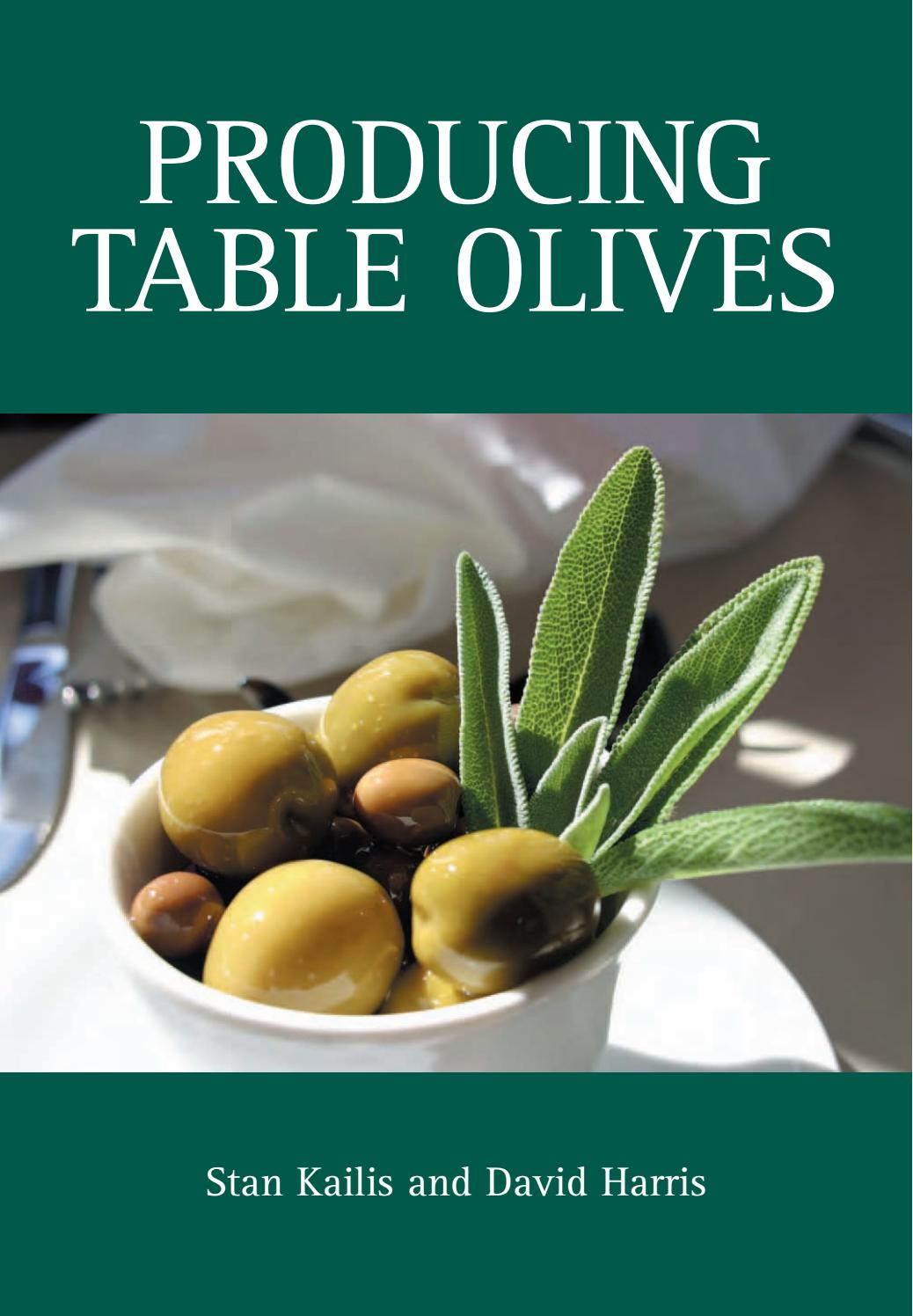 Producing table olives kailis by agrihorti - issuu e39dbc3e37