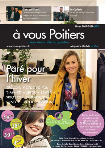 A Vous Poitiers 15 By