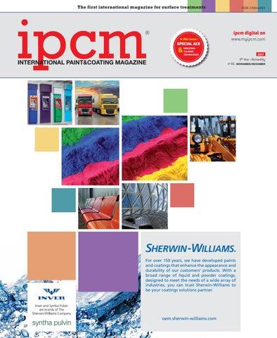 ipcm® 48 Magazine (November/Dicember 2017) by ipcm