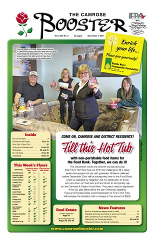 December 5 2017 camrose booster by the camrose booster issuu page 1 publicscrutiny Image collections