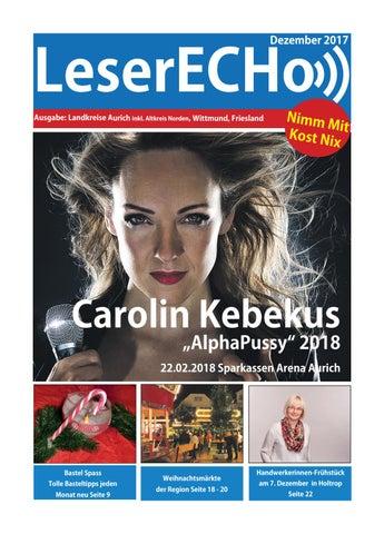 ems Lingen Preisnachlass Carolin Kebekus Tickets