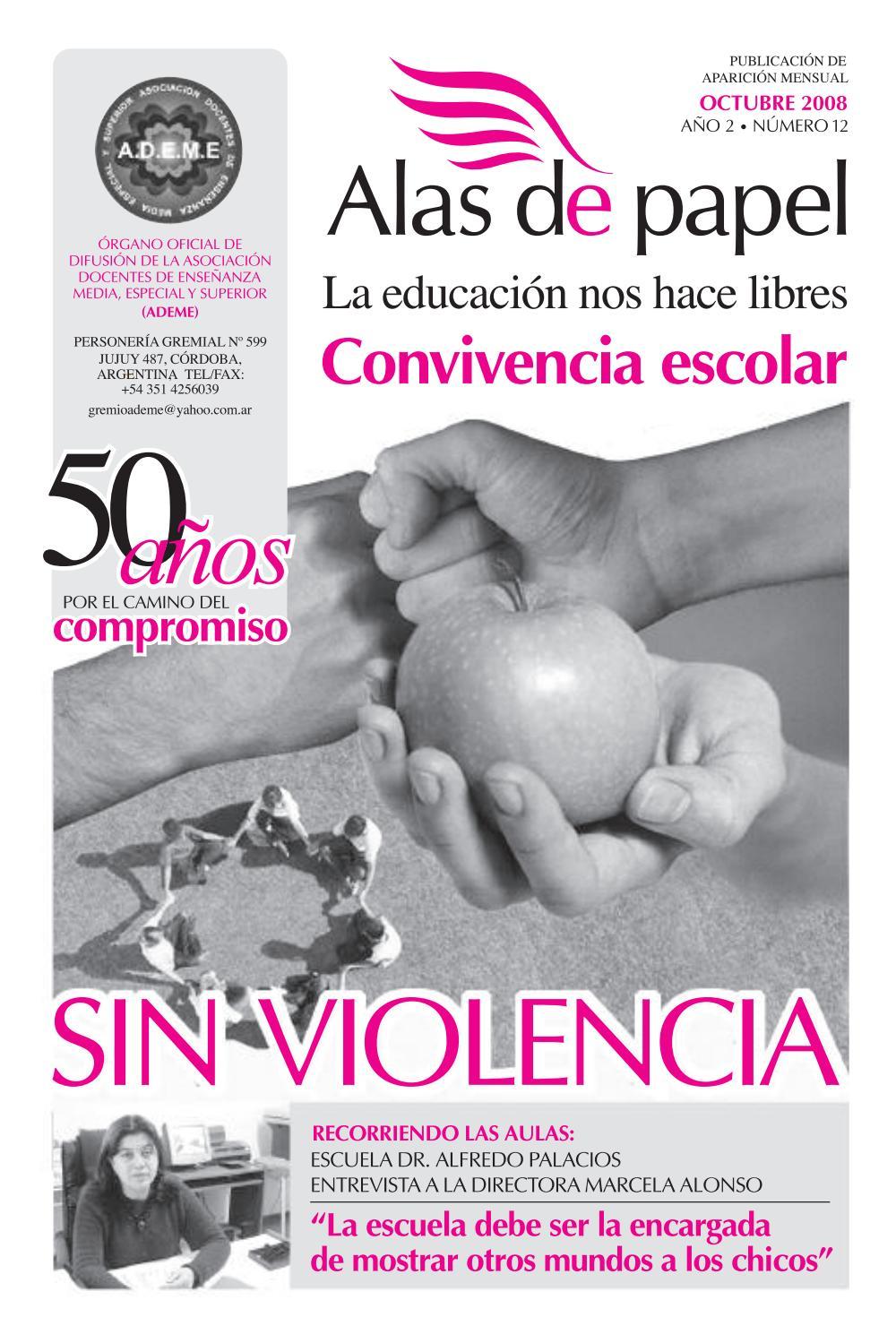Alas de papel Nº12 by ADEME - issuu