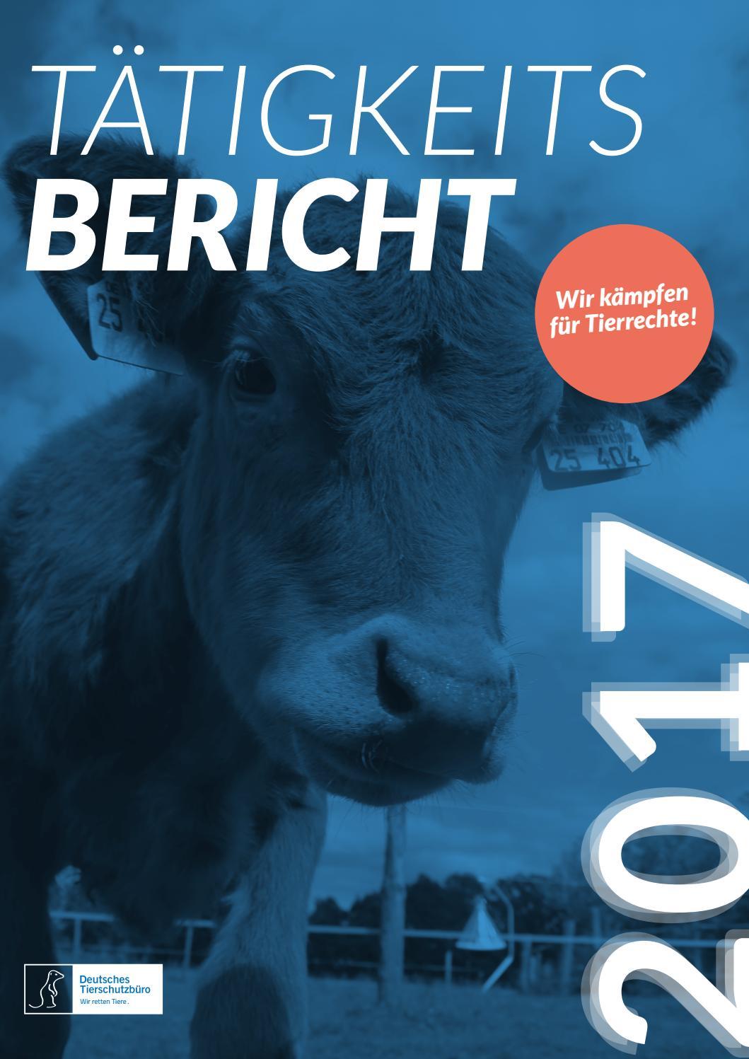Deutsches Tierschutzbüro e.V. by Deutsches Tierschutzbüro - issuu