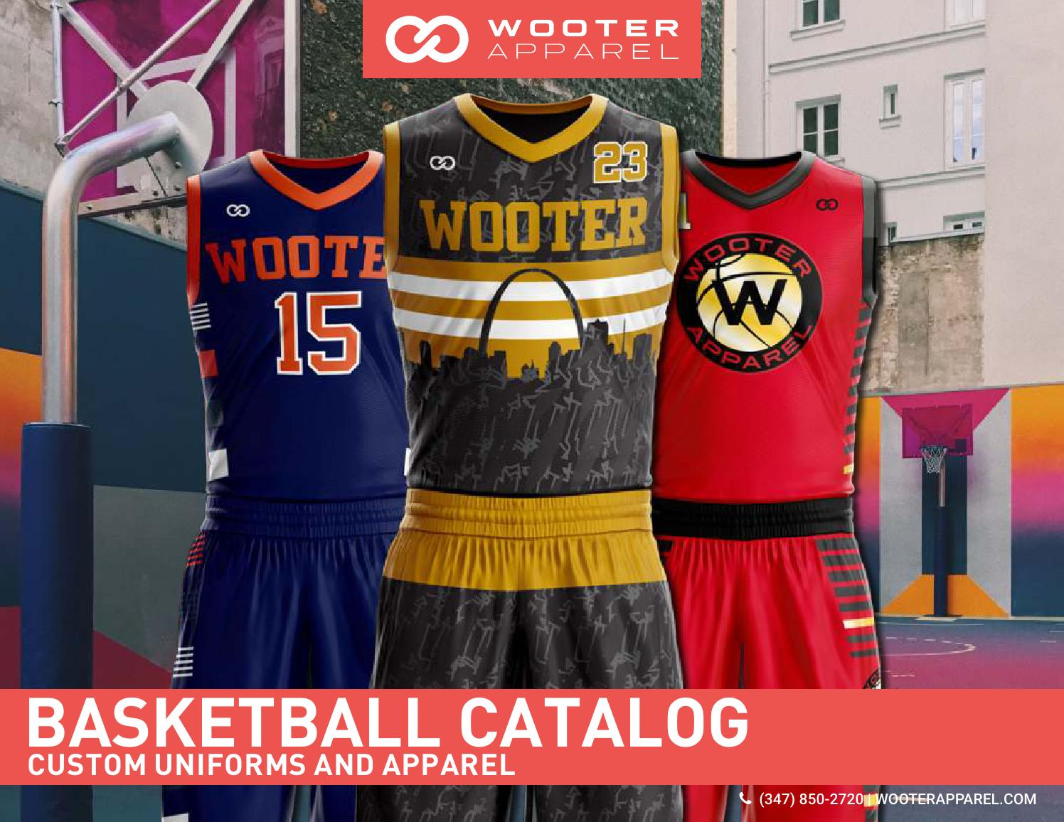 0bfa726c145 Wooter Basketball Catalog (Low Res) by Wooter LLC - issuu
